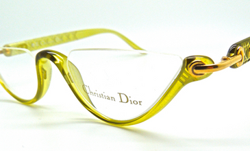 Vintage Glasses By Christian Dior 3021 At www.theoldglassesshop.co.uk