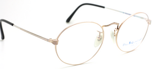 Large Oval Silver Engraved Eyewear By Polo Ralph Lauren At www.theoldglassesshop.co.uk