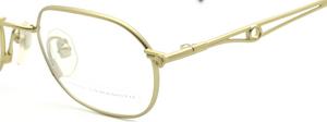 Vintage Yamamoto 4116 Designer Gold Spectacles At The Old Glasses Shop