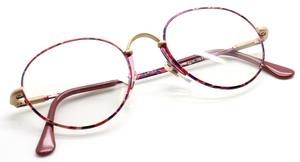 Evan Picone Pink and Purple multi glasses from www.theoldglassesshop.co.uk