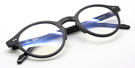 Original Vintage Aluminium Panto Shaped Eyewear At The Old Glasses Shop