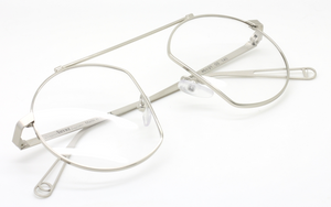 Vintage Style Round Glasses In Silver At www.theoldglassesshop.co.uk