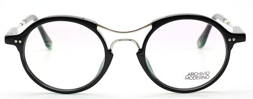 Archivio Moderno 2005 Unique Black Acetate Eyewear At The Old Glasses Shop Ltd