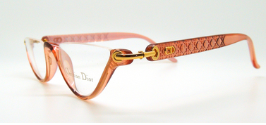 Christian Dior 3021 Lower Half Reading Spectacles At The Old Glasses Shop