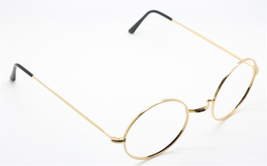 Vintage True Round Savile Row Style Eyewear By Beuren At The Old Glasses Shop