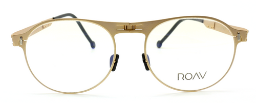 Folding MALTA Spectacles By ROAV Eyewear At The Old Glasses Shop