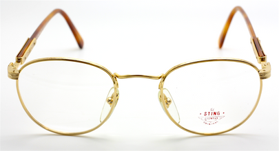 Sting 181 Vintage Designer Eyewear At The Old Glasses Shop
