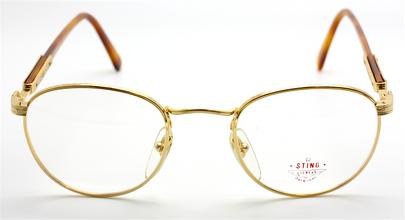 Sting 181 Vintage Designer Eyewear At The Old Glasses Shop