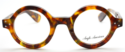 Anglo American 180E HYGR Large Thick Rimmed Vintage Style Eyewear At The Old Glasses Shop