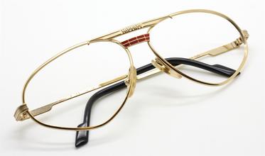 Vintage Designer Ferrari F-11 Eyewear At The Old Glasses Shop