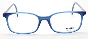 Vintage Versace B88 Blue Acrylic Eyewear At The Old Glasses Shop