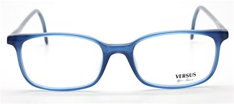 Vintage Versace B88 Blue Acrylic Eyewear At The Old Glasses Shop