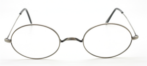 Beuren 1720 Oval Style Vintage Eyewear With Saddle Bridge At The Old Glasses Shop