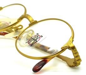 Vintage Jean Paul Gaultier 5109 Off Gold Coloured Eyewear At The Old Glasses Shop Ltd