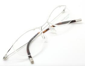 Ralph Lauren Titanium RL 687/C Vintage Rimless Eyewear At The Old Glasses Shop