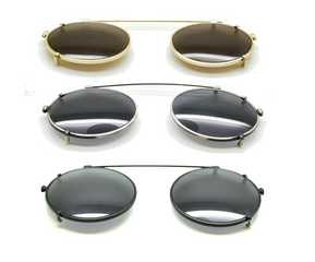 Clip On sunglasses with 100% UV protection