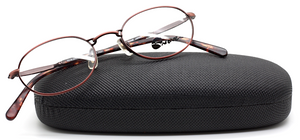 Vintage Nikon Wave 7421 retro oval glasses from The Old Glasses Shop Ltd