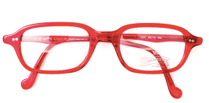 Red HOT Frames By Winchester at The Old Glasses Shop