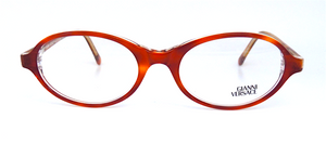 Oval Vintage Versace V20 48mm Eyewear At The Old Glasses Shop