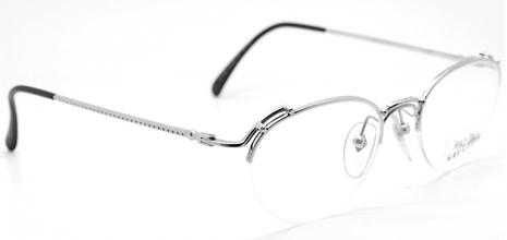 Jean Paul Gaultier 4175 Silver glasses from www.theoldglassesshop.co.uk