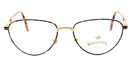 Winchester Soledad 516 Purple Multi & Tortoiseshell Effect Frame At The Old Glasses Shop
