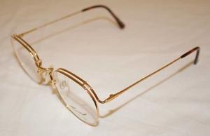 'Double Frame' Design  Vintage Designer Eyewear by Tura