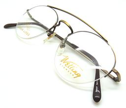 Vintage Laser Lites Half Rimmed Eyewear At The Old Glasses Shop Ltd