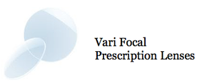 Vari focal prescription lenses just £79 from The Old Glasses Shop