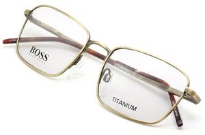 Vintage Designer Eyewear By Hugo Boss At The Old Glasses Shop