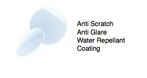 ADD Anti Scratch, Anti Glare & Water Repellant MAR coating