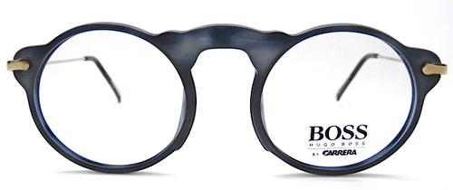 Hugo Boss Vintage Eyewear Frames in wonderful grey blue acrylic