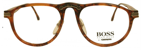 Hugo Boss By Carrera Panto Style Glasses At The old Glasses Shop