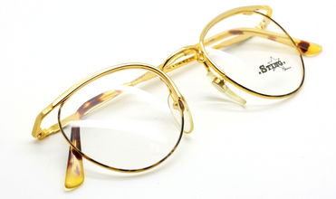 Vintage Sting 318 Panto Shaped Eyewear At The Old Glasses Shop Ltd