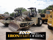 1998 Ingersoll Rand SD100F Padfoot Compactor.