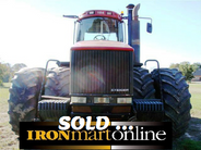 2007 Case IH STX430 4WD Tractor, in very good condition.