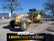 1992 CAT 140G Motor Grader, in excellent, work-ready condition.