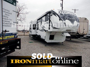 2012 Raptor Velocity 42' 5th Wheel Travel Trailer, in very good condition.