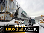 2008 MANTIS 9010-160 45-Ton Crawler Crane, Job Ready.