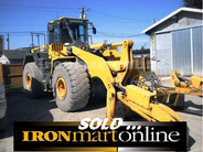 Komatsu WA470-6 Wheel Loader, in very good condition.