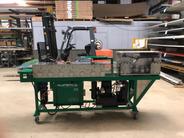 NuCon Steel Model #735, Roll Forming Machine
