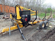 1999 Majco M140 Log Loader