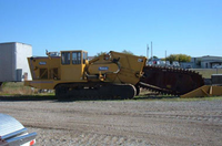 Trencor T1460HDE Rock Trencher used for sale