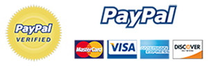 Payment processed by Paypal