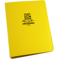 "RITE IN THE RAIN 210 (RING BINDER - 1"" - YELLOW)"