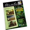 RITE IN THE RAIN 9511 (COPIER PAPER - GREEN - 8.5 X 11 - 200 SH - NSN 7530-01-498-2085)