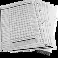 RITE IN THE RAIN 8575 (SPORTS COPIER PAPER - WHITE - 8.5 X 11 - 75 SH)