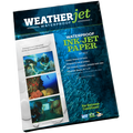 RITE IN THE RAIN 7511 (WEATHERJET - WHITE - 8.5 X 11- 100 SH - NSN 7530-01-544-9468)