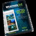 RITE IN THE RAIN 7518-M (WEATHERJET - WHITE - A-3 (29.7 X 42 CM) - 25 SH)