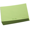 RITE IN THE RAIN 991 (3X5 INDEX CARDS - GREEN - NSN 7530-01-536-2359)