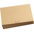 RITE IN THE RAIN 991T (3X5 INDEX CARDS - TAN - NSN 7530-01-536-2360)